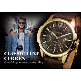 Relógio Curren 4359 Original Promoção Frete Grátis