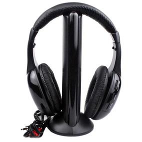 5 In1 Sem Fio Fone De Ouvido Fone Headphone Para Laptop