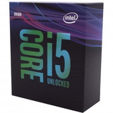 Intel Core I5 Intel I5-9600k - Intel Core I5, 3, 7 Ghz, 6 Nú