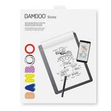 Cuaderno Digital Wacom Bamboo Slate Smartpad, Grande (tam