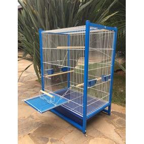 Gaiola Para Calopsita Papagaio