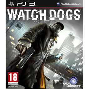 Watch Dogs ,playstation 3 ,codigo Psn!!!!