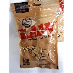 Filtros // Raw // Slim // Biodegradables // X 200