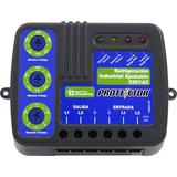 Protector Corriente Electricos 220v Ajustable Parda-220v