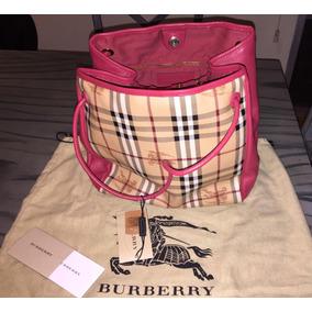 f51b64d85 Clon De Bolsas Burberry - Equipaje y Bolsas Amarillo en Mercado ...