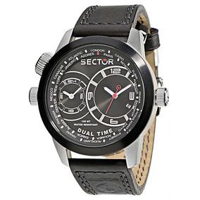 ccbea78f3ee Relogio Sector Masculino Preto - Relógios De Pulso no Mercado Livre ...