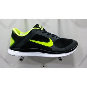Hombre Run Zapatos De En Mercado Libre 4 0 Negro Nike Kc1JlF