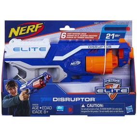 Pistola Nerf Disruptor Hasbro - Giro Didactico = Envios