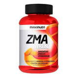 Zma Maxx Estímulo De Testosterona Maxinutri Com 120 Cápsulas