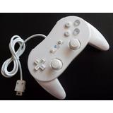 Control Classic Gamepad Nintendo Wii Alambrico Nuevo