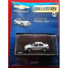 Coleção Miniatura Chevrolet Prisma-2012 - Salvat