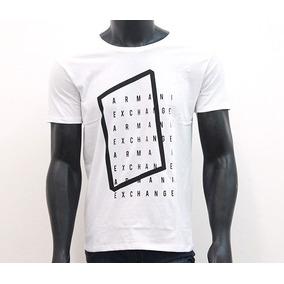 4d90d3aa16e Armani Fashion Branco (imitação) - Camisas no Mercado Livre Brasil