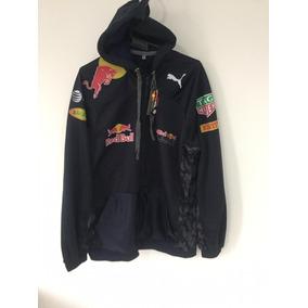 Blusa Azul Equipe Red Bull Agasalho Red Bull Frete Gratis 63e98025d15