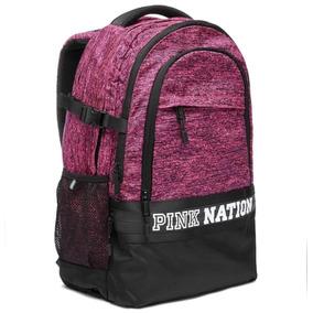 Mochila Pink Victoria Secret Rosa en Mercado Libre México fff2f0ba74f89