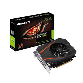 Gigabyte Geforce Gtx 1080 Mini Itx 8g Graphic Cards (gv-n108