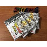 Pack De 4 Juegos / Dragon Ball Z Ultimate Battle 22