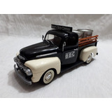 Camioneta Ford Pick Up 1951 Personalizada Bbc Escala 1:18