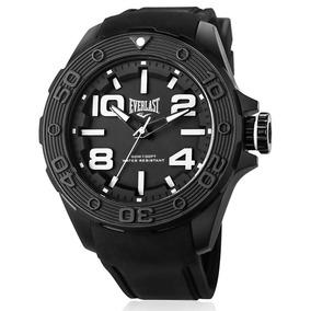 Relógio Everlast Masculino Ref: E617 Big Case Esportivo