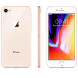 Iphone 8 Ouro 4,7 , 4g, 64 Gb, 12 Mp - Mq6j2br/a