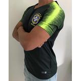 Camisa De Treino Da Seleção Brasileira
