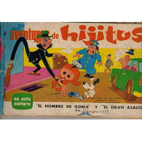 Aventuras De Hijitus Nro. 48 Año 1973