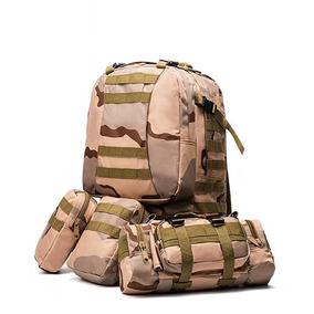 Mochila Oxford Assault Tatica Militar Lançamento City Rock