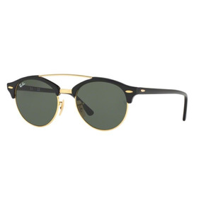 Oculos Sol Ray Ban Rb4346 901 51 Preto Lente Verde G15 95c1b3616e