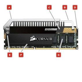 Memoria Ram Corsair Dominator Platinum 16gb Ddr3 1866 Mhz