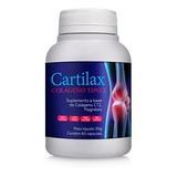 Supl Cartilax Colágeno Tipo 2 Original 60 Cap!pronta Entrega
