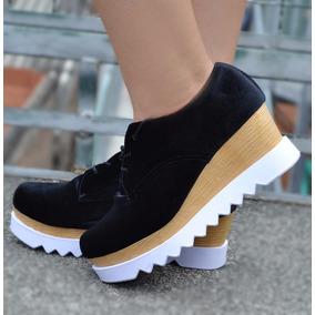 28dbe1b66defd Zapatos Dama Oxford Plataforma - Ropa y Accesorios en Mercado Libre ...
