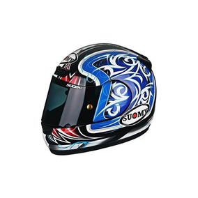 9b65bd084fa70 Suomy Apex Tornado Blue Red Casco De Cara Completa 3x-large