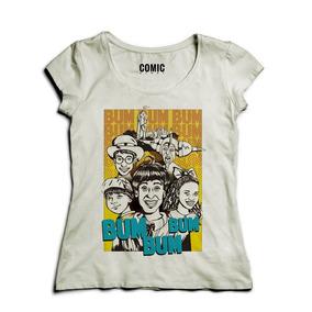 Camiseta Feminina Castelo Ratibum 85030 2827be5cdcb