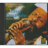 César Passarinho - Cd Arremate Da Vida - 2000