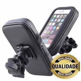 Suporte Universal Para Moto Serve P/celular Ou Gps