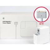 Cargador Magsafe 2 60w Macbook Air & Pro Apple Original