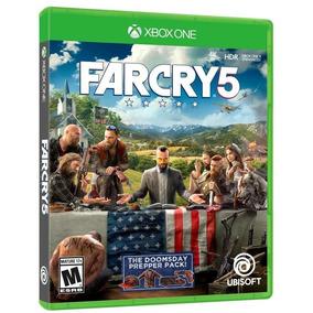 Far Cry 5 Xbox One Juego Físico Nuevo Env. Gratis Todo Chile