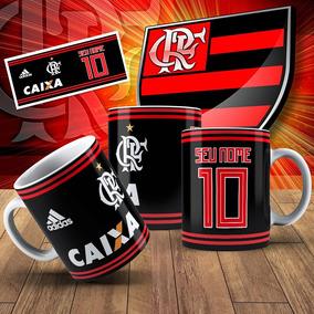 Kit Caneca Flamengo - Cozinha no Mercado Livre Brasil 526c8f5dd78d8