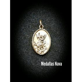 b57d1c28f50 Medalla Arcangel Cassiel Oro Sin Piedras - Joyería en Mercado Libre ...