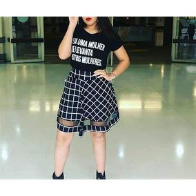 Body Quadriculado - Camisetas e Blusas Body Feminino no Mercado ... 0d088d1ef44