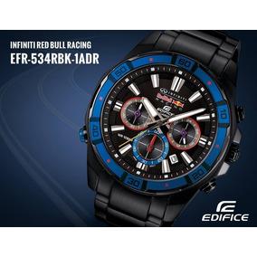 7bbe9c2cd6e Relogio Casio Edifice Red Bull - Relógio Casio Masculino em ...