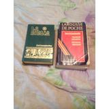 Diccionario Larousse Frances-español Y La Sagrada Biblia