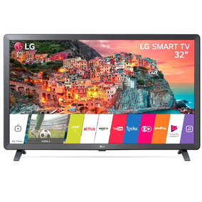 Smart Tv Led Hd 32 Lg 32lk615b Preto