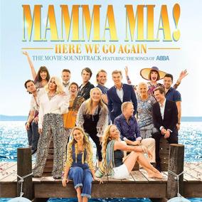 Mamma Mia Here Wo Go Again Vinilo Doble Nuevo Importado
