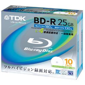 1 Mídia Blu-ray Bd R 25gb Tdk Original Importada