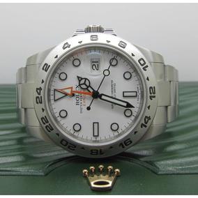 e443e78aa67 Relogio Rolex Explorer Ii Replica Masculino - Relógios De Pulso no ...