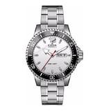 Reloj Edox Chronorally-s 843003mabn Hombre | Envío Gratis