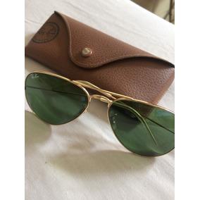 Oculos Aviador Antigo Guerra - Antiguidades no Mercado Livre Brasil 2fcd90de31