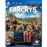 Far Cry 5 Ps4 Original 1 Primaria Digital Vitalicio Pt-br