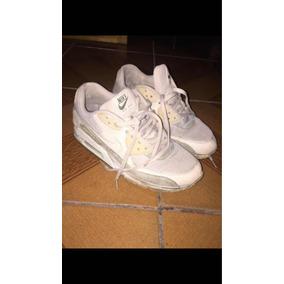 54af54c1ab0 Tenis Nike Air Max 90 Dourado - Calçados