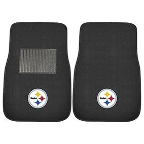 Alfombrillas Para Auto De Los Pittsburgh Steelers N30 De Pit